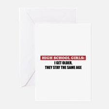 Dazed and Confused Movie Gear Greeting Cards (Pk o