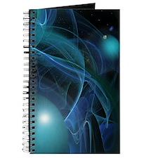 Fractal Flame: Blue Planets Journal