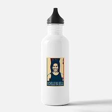 FLOTUS Michelle Obama Pop Art Water Bottle