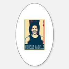 FLOTUS Michelle Obama Pop Art Decal