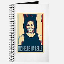 FLOTUS Michelle Obama Pop Art Journal