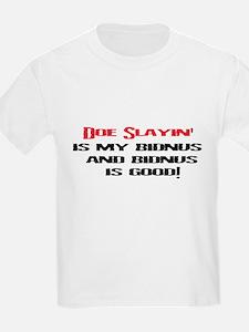 Bidnus Kid's T-Shirt