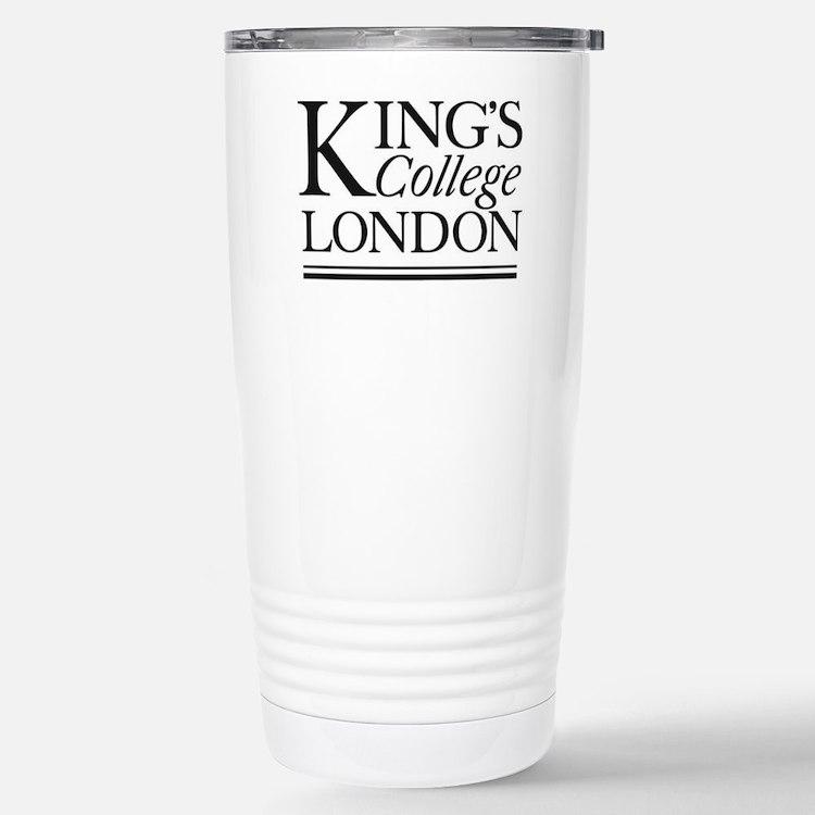 Cute Parliament Travel Mug