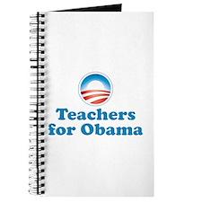 Teachers for Obama Journal