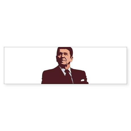 Ronald Reagan Sticker (Bumper 10 pk)