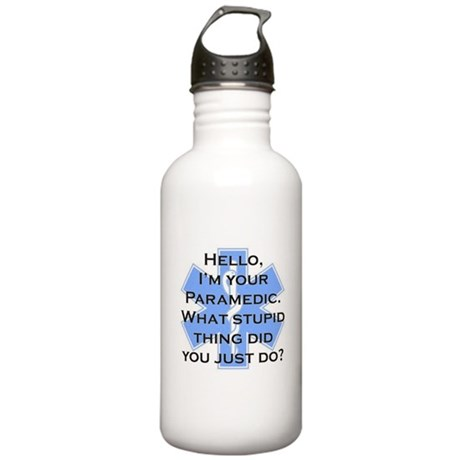 Im Your Paramedic Stainless Water Bottle 1.0L