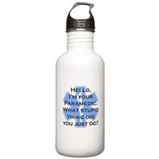 Im Your Paramedic Water Bottle