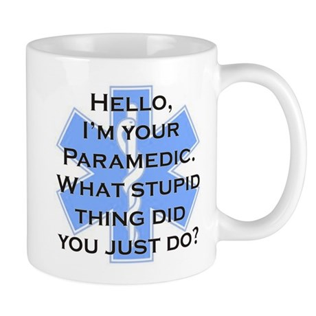 Im Your Paramedic Mug