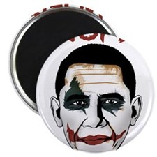 "Obama Joker 2.25"" Magnet (100 pack)"