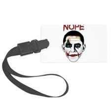 Obama Joker Luggage Tag