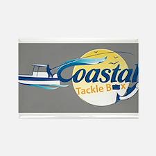 Coastal Tackle Box Rectangle Magnet (100 pack)