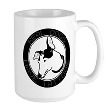 Real Dogs Have Tattoos Mug
