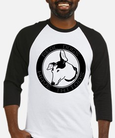 Real Dogs Have Tattoos Baseball Jersey