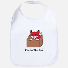 Fox In The Box Bib