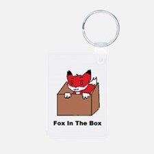 Fox In The Box Keychains
