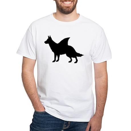LandShark White T-Shirt