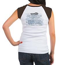 Thou Shall not Mall Crawl - S Women's Cap Sleeve T