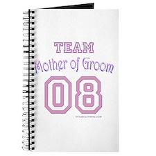 Mother of Groom 08 Journal