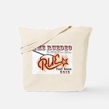 RueReunion2012 Tote Bag