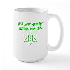 Nuclear Scientist Mug