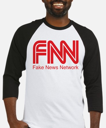 FNN Fake News Network Baseball Jersey