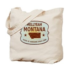 HellYeah Montana Tote Bag