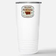 HellYeah Montana Stainless Steel Travel Mug