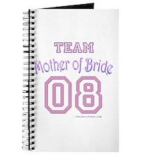 Mother of Bride 08 Journal