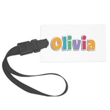 Olivia Spring11 Luggage Tag
