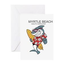 Myrtle Beach Greeting Card