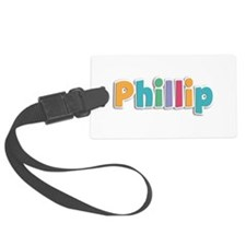 Phillip Spring11 Luggage Tag
