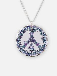 Harmony Flower Peace Necklace