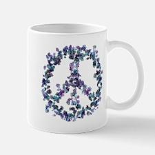 Harmony Flower Peace Mug