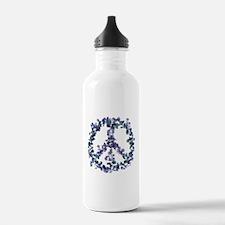 Harmony Flower Peace Water Bottle