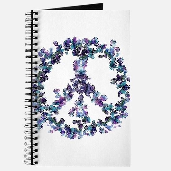 Harmony Flower Peace Journal