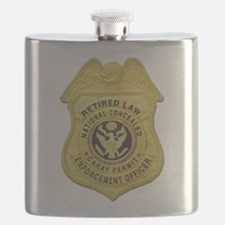 retired law enf officer.png Flask