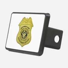 retired law enf officer.png Hitch Cover