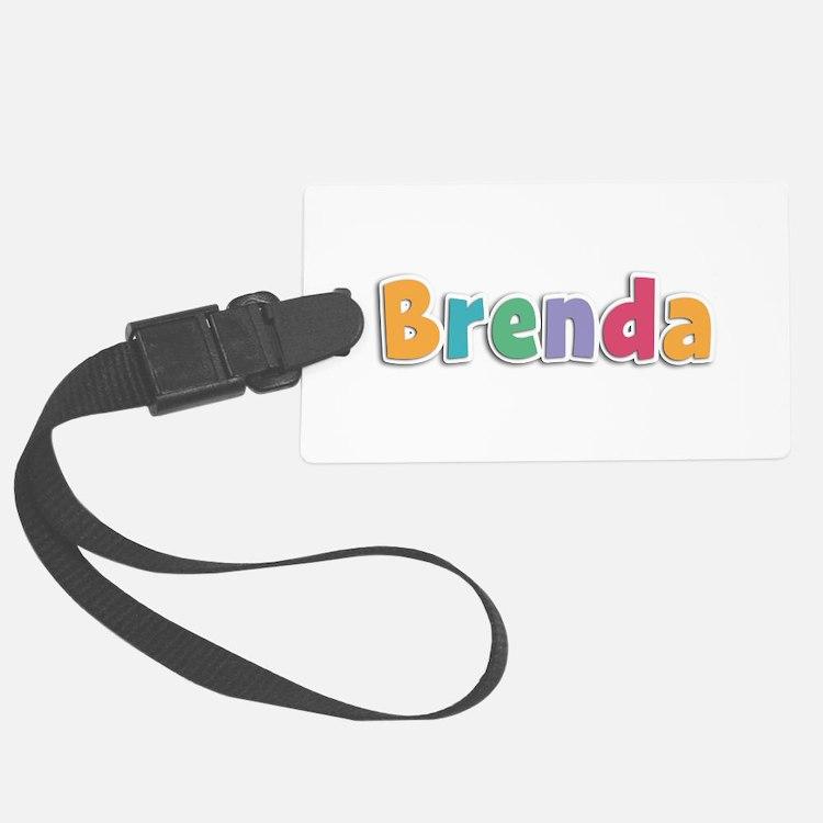 Brenda Spring11 Luggage Tag