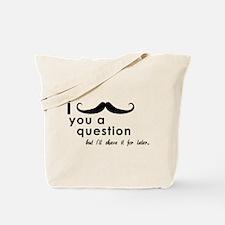 Cool No shave november Tote Bag