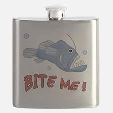 Piranha - Bite Me Flask