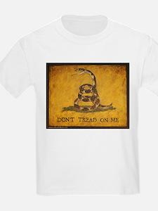 www.aliesfolkart.com Gadsden Flag T-Shirt