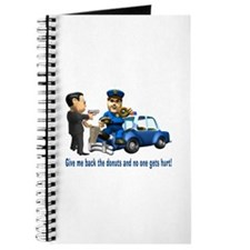 But Cops Love Donuts Journal