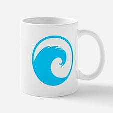 Ocean Wave Design Mug
