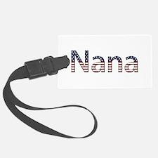 Nana Stars and Stripes Luggage Tag