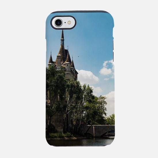 high tower iPhone 7 Tough Case