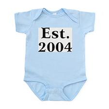 Est. 2004 Infant Creeper