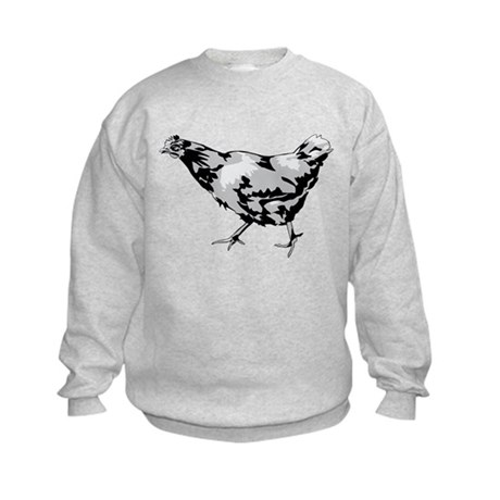 Chicken Kids Sweatshirt