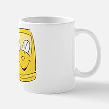 YELLOW HAPPY BUS Mug
