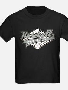 Baseball Respect All T