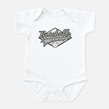 Baseball Respect All Infant Bodysuit